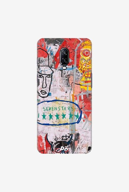 DailyObjects Basquiat Style 2 C Case Cover For OnePlus 6T