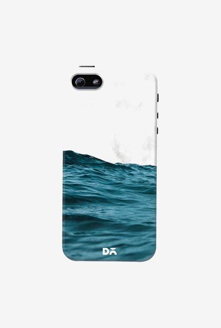 DailyObjects Ocean Marble Case For iPhone 5/5S
