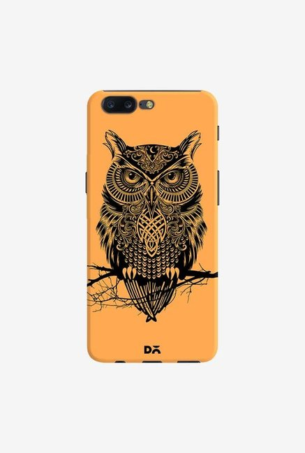 DailyObjects Warrior Owl Case Cover For OnePlus 5
