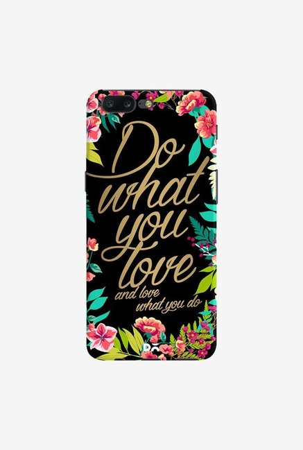 DailyObjects And Love What You Do Case Cover For OnePlus 5