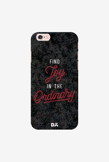 DailyObjects Finding Joy Red Case For iPhone 6S