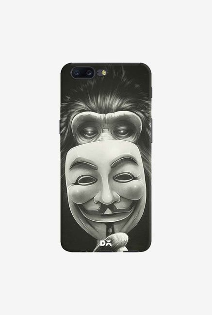 DailyObjects Anonymous Monkey Case Cover For OnePlus 5
