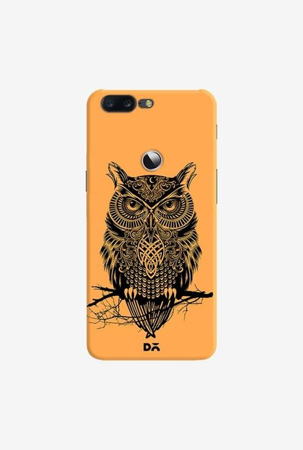 DailyObjects Warrior Owl Case Cover For OnePlus 5T