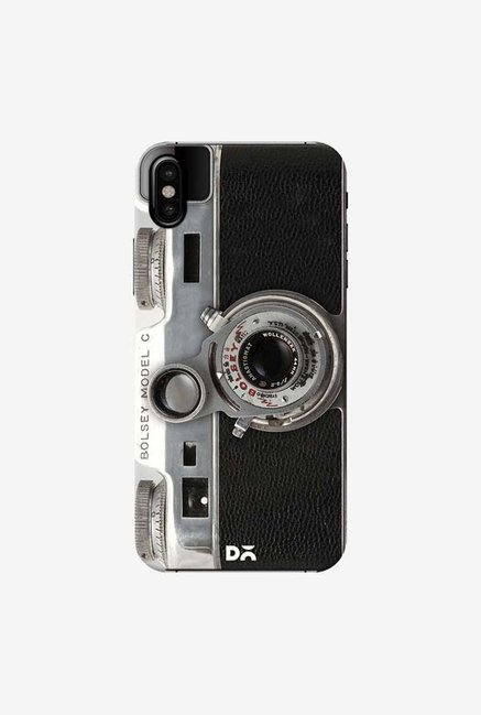 DailyObjects Bolsey Vintage Camera Case Cover For iPhone XS