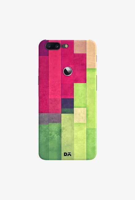 DailyObjects Xprynng Lyyns Case Cover For OnePlus 5T