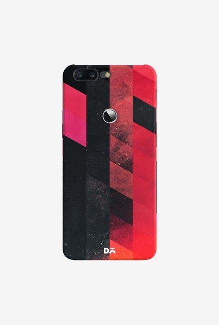 DailyObjects Ylmyst Tyme Case Cover For OnePlus 5T