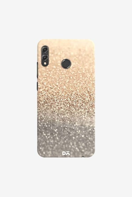 DailyObjects Gatsby Gold Case Cover For Huawei Honor 8X