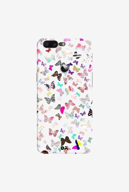 DailyObjects Butterfly Paradise Case Cover For OnePlus 5T