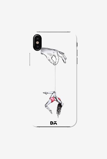 DailyObjects By A Thread Case Cover For iPhone XS