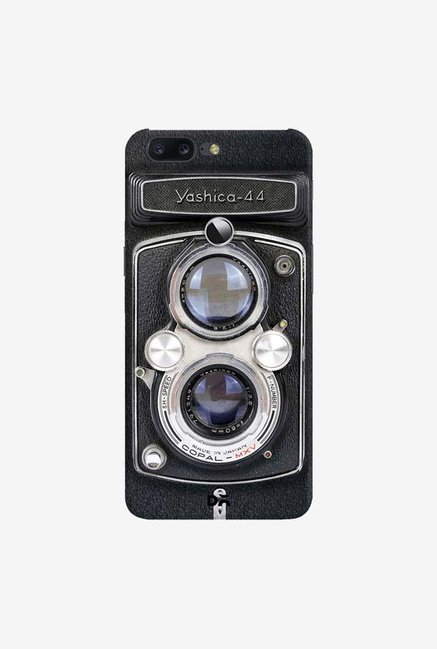 DailyObjects Vintage Camera Yashica Case Cover For OnePlus 5T