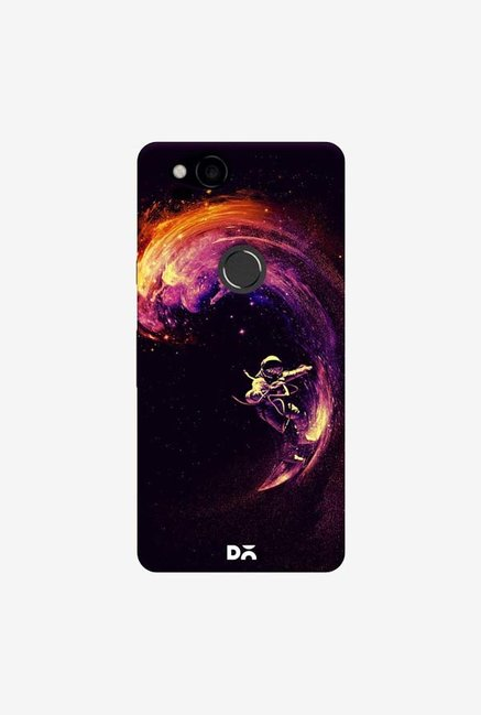 DailyObjects Space Surfing Case Cover For Google Pixel 2