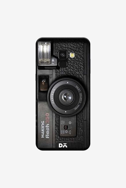 DailyObjects Camera Case Cover For Samsung Galaxy A8 Plus