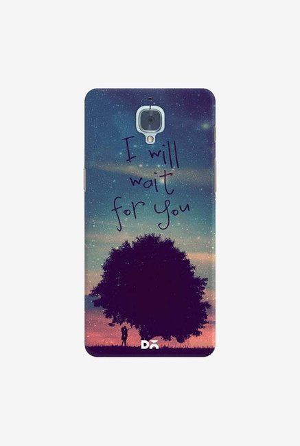DailyObjects I Will Wait For You Case Cover For OnePlus 3T