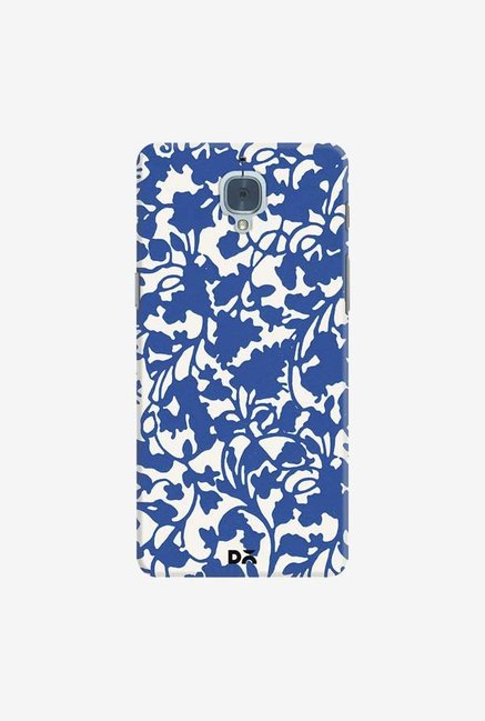 DailyObjects Eatrh Blue Case Cover For OnePlus 3T