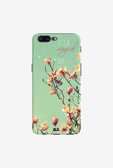 DailyObjects It Is A Magical Day Case Cover For OnePlus 5