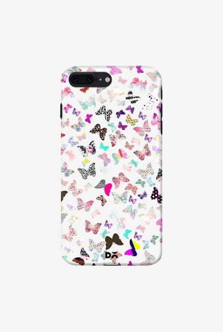 DailyObjects Butterfly Paradise Case For iPhone 7 Plus