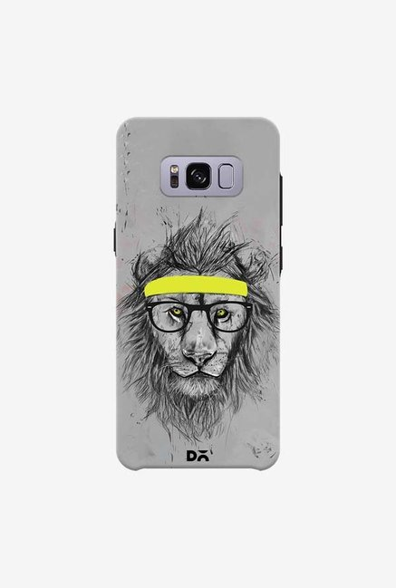 DailyObjects Hipster Lion Case For Samsung Galaxy S8 Plus