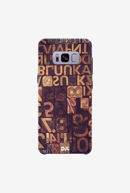 DailyObjects Typecase Case For Samsung Galaxy S8