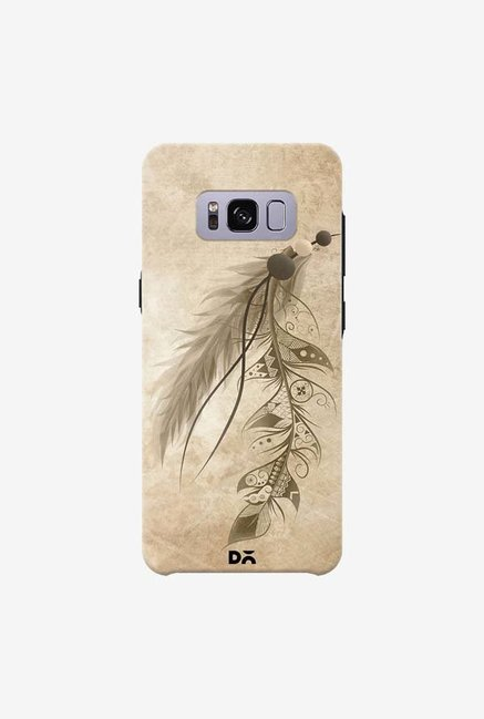 DailyObjects Bohemian Feather Case For Samsung Galaxy S8 Plus