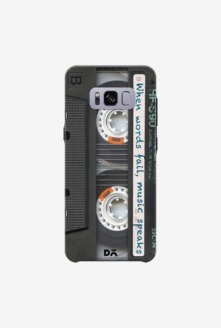 DailyObjects Sony Cassette Case For Samsung Galaxy S8