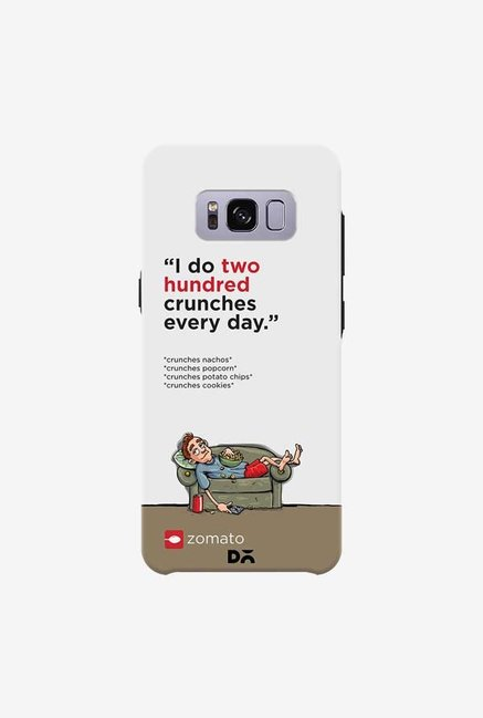 DailyObjects Crunches Case For Samsung Galaxy S8 Plus
