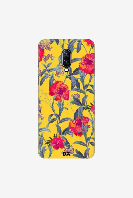 DailyObjects Come Into Bloom Case Cover For OnePlus 6T