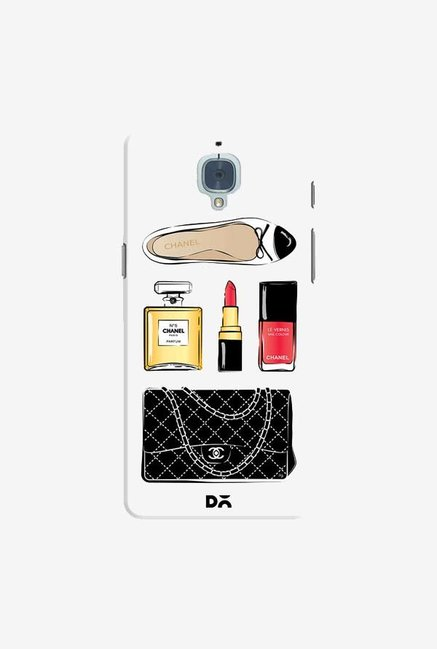 DailyObjects Chanel Case Cover For OnePlus 3T
