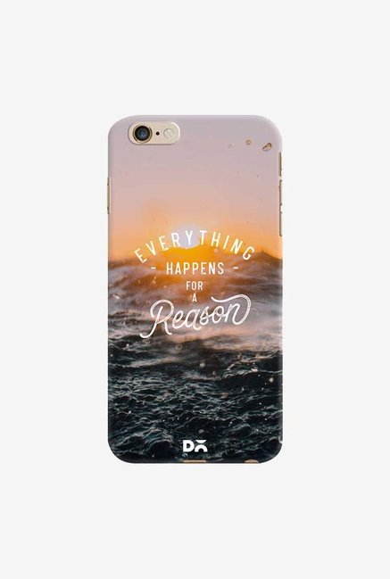DailyObjects Happens For A Reason Case For iPhone 6 Plus