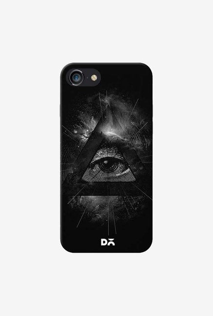 DailyObjects Eye In Triangle Case For iPhone 7