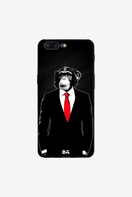 DailyObjects Domesticated Monkey Case Cover For OnePlus 5
