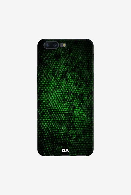 DailyObjects Reptile Skin Case Cover For OnePlus 5