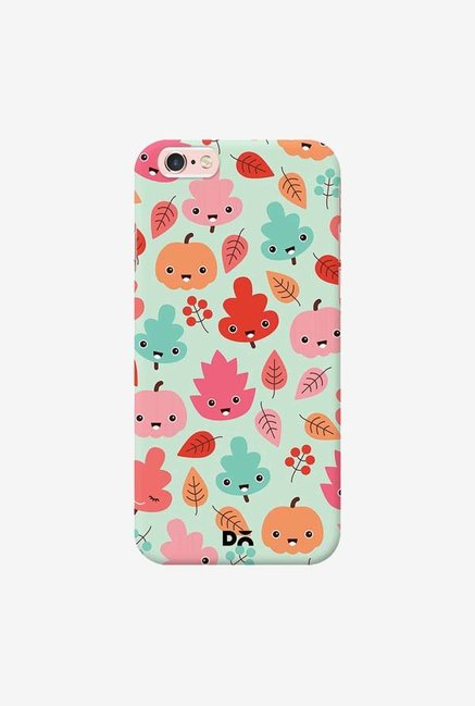 DailyObjects Kawaii Leaves Case Cover For iPhone 6S