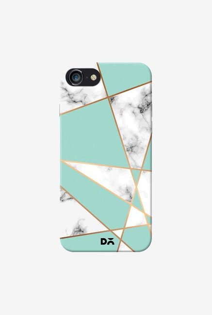 DailyObjects Marble Gold Stripe Case Cover For iPhone 7