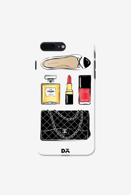 DailyObjects Chanel Case Cover For iPhone 8 Plus