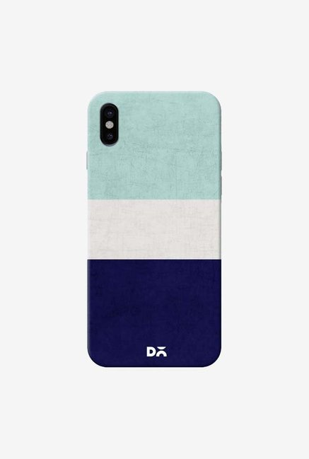 DailyObjects Ocean Classic Case Cover For iPhone XS