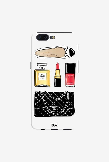 DailyObjects Chanel Case Cover For OnePlus 5