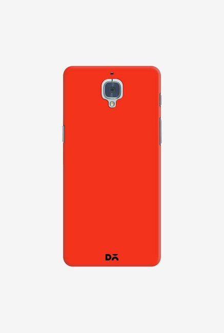 DailyObjects Bright Red Case Cover For OnePlus 3T