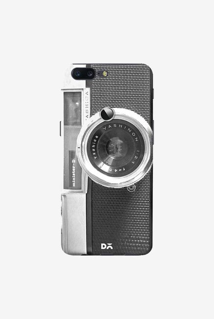 DailyObjects Old School Camera Case Cover For OnePlus 5T