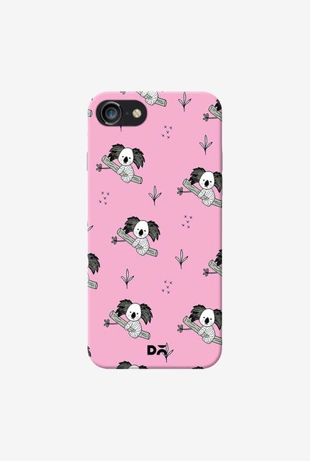 DailyObjects Koala Pink Case Cover For iPhone 7