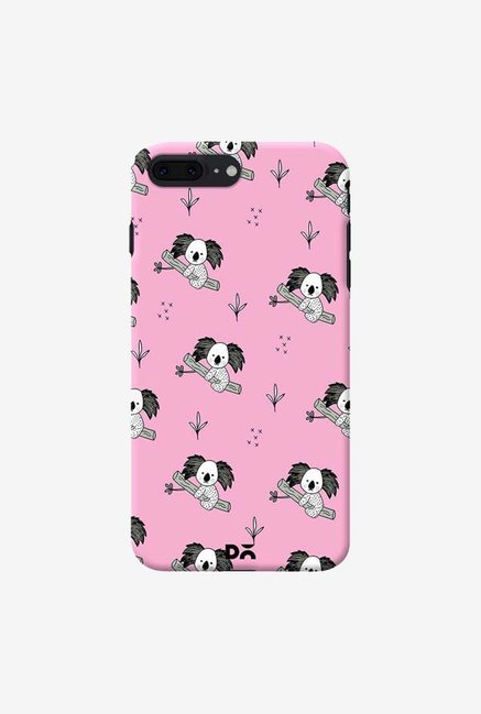 DailyObjects Koala Pink Case Cover For iPhone 8 Plus