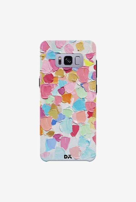 DailyObjects Amoebic Confetti Case For Samsung Galaxy S8 Plus