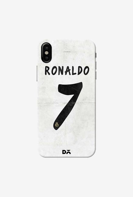 DailyObjects Ronaldo Tee Case Cover For iPhone XS