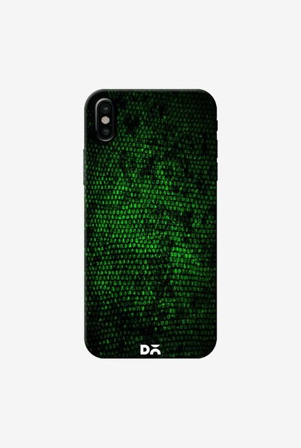 DailyObjects Reptile Skin Case Cover For iPhone XS