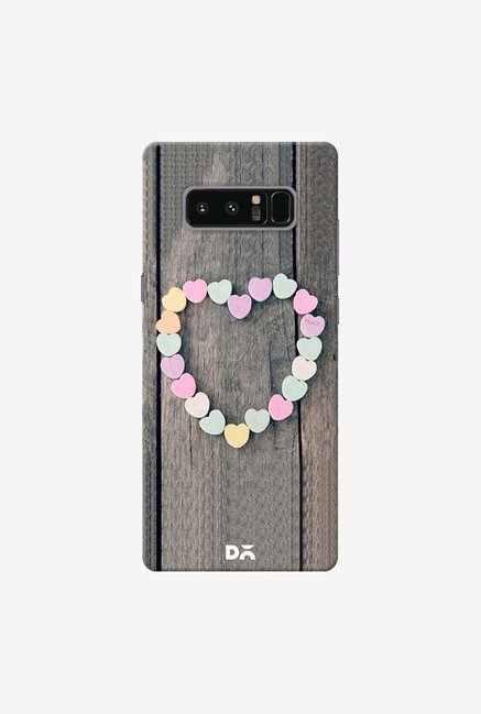 DailyObjects Peace Case Cover For Samsung Galaxy Note 8