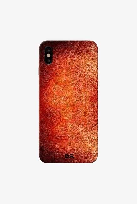 DailyObjects Shades of Brown Print Case Cover For iPhone XS