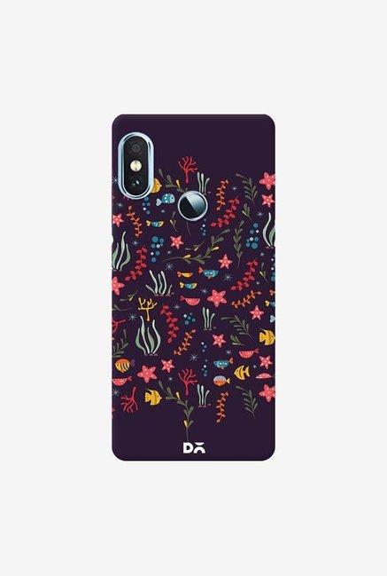 DailyObjects Aqua 19 Case Cover For Xiaomi Redmi Y2