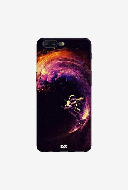 DailyObjects Space Surfing Case Cover For OnePlus 5