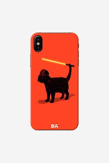 DailyObjects Cat Vader Case Cover For iPhone XS