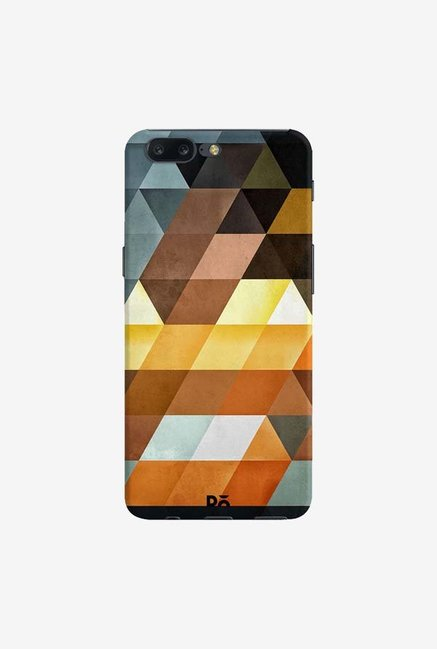 DailyObjects Gyld Pyrymyd Case Cover For OnePlus 5