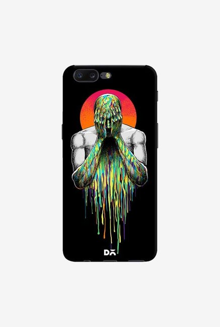 DailyObjects Hide Case Cover For OnePlus 5